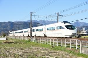 小田急  VSE 50000形 はこね27号(富水~栢山)